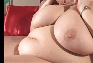 Julia Fat boobed Mature