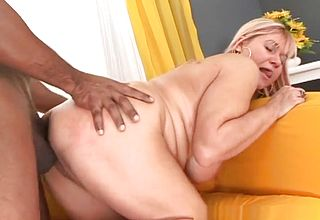Outstanding Adult video starlet In finest Interracial, Cum shots Hard core video