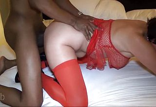 Exotic Homemade Movie With Interracial, lingerie scenes