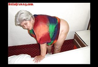 HelloGrannY first timer Mature toys Pictures Compilation